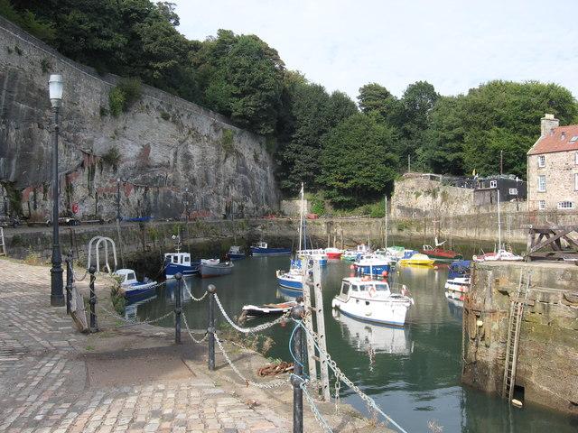 Inner Harbour - Dysart
