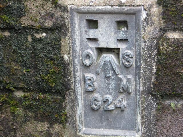 Ordnance Survey Flush Bracket G24