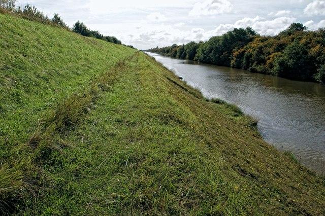 Hobhole Drain near Fishtoft