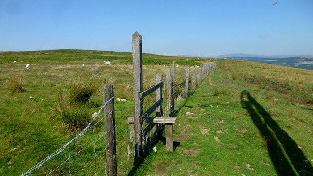 Path and stile