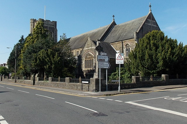 St Catherine's Church Gorseinon