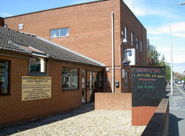 Highbridge Social Club