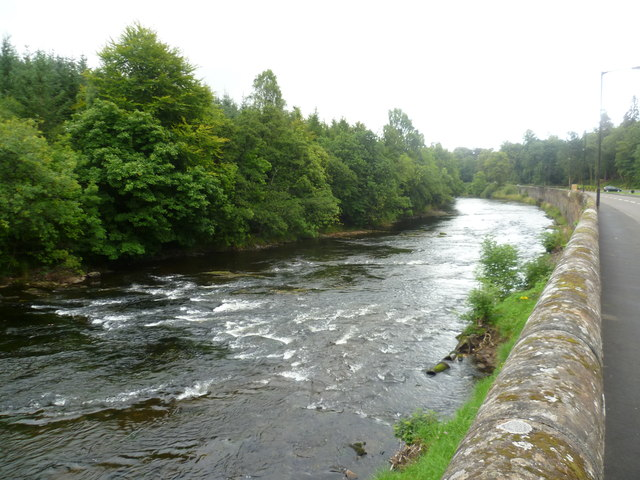 River Teith at Deanston