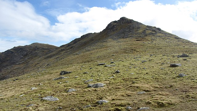 Beinn na Laire and Hecla
