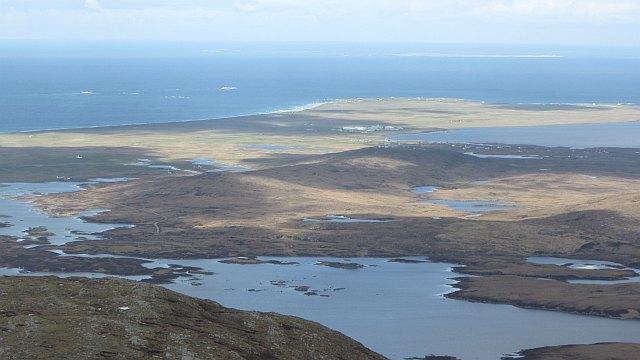 Loch Druidbeag and Ruabhal