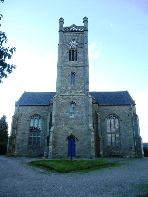 Kettle Parish Kirk