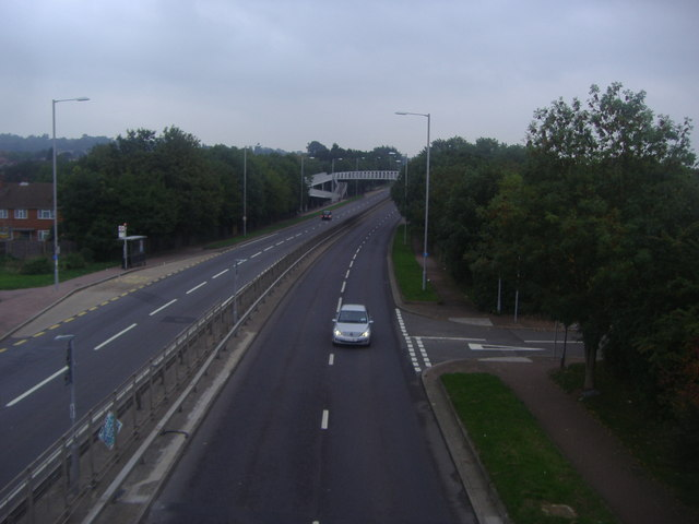 The A41 Edgware