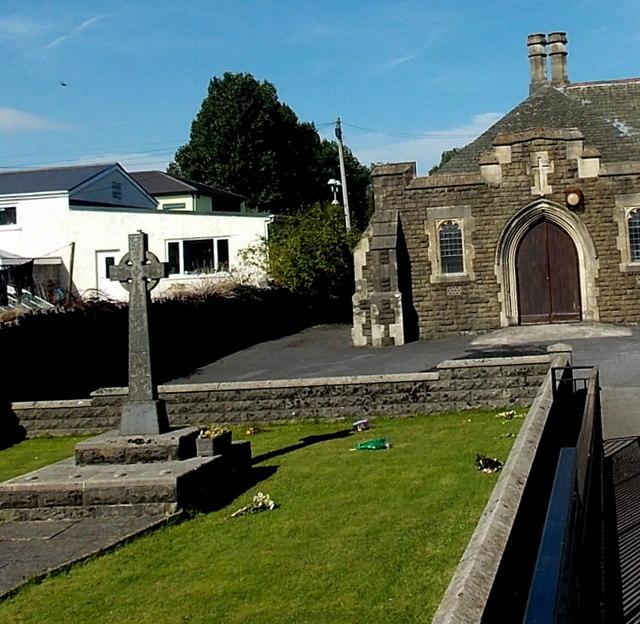 Gorseinon and District War Memorial