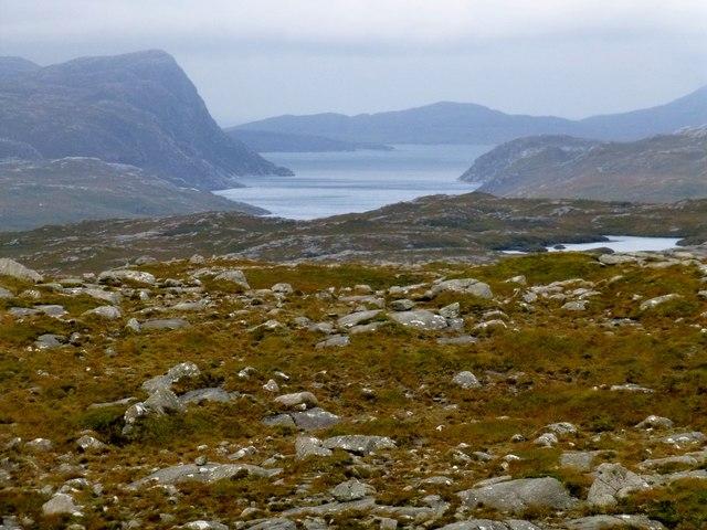 View Towards Taran Mòr