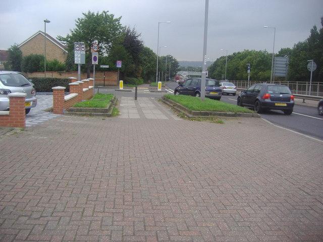 The A41 Edgware