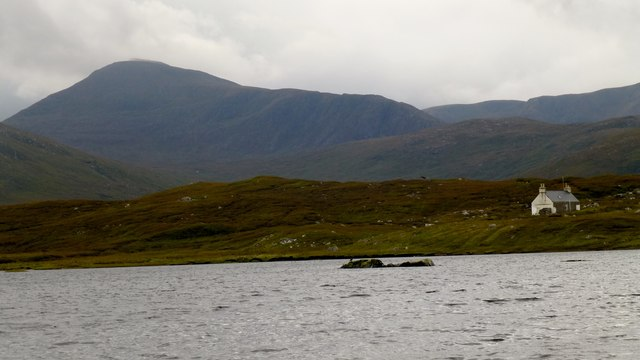 A View Across The Shallow End of Loch Resort