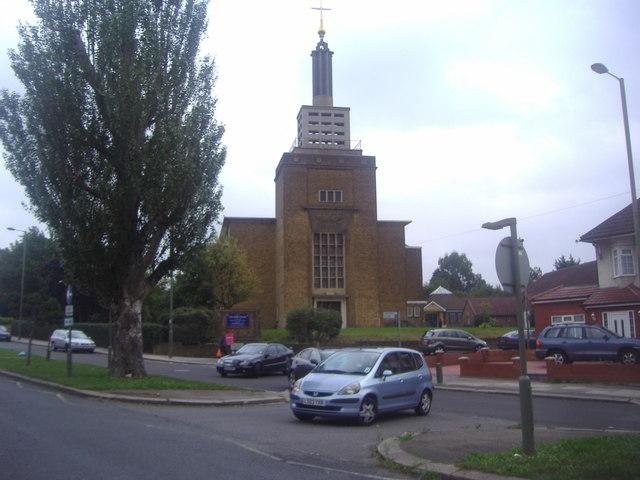 John Keble Church on Deans Lane