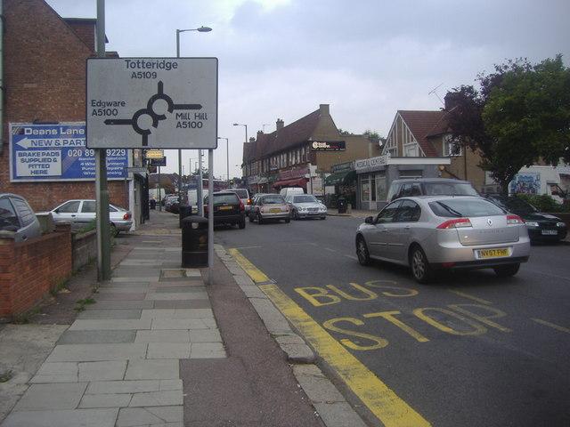 Shops on Deans Lane