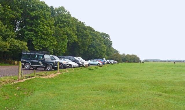 Wilverley Plain Car Park