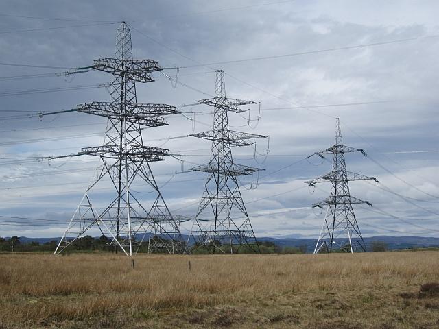 Four way pylon