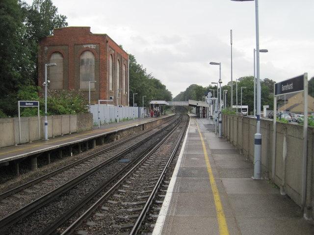 Barnehurst railway station, Greater London