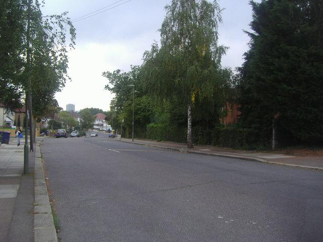 Stoneyfields Lane, Edgware