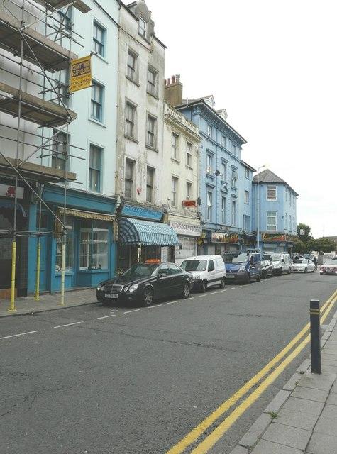 Tontine Street