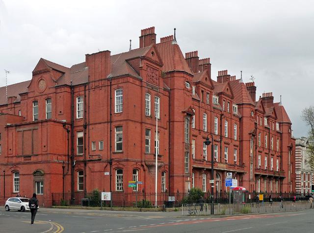 Royal Eye Hospital, Oxford Road, Manchester