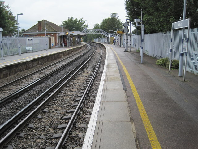 Welling railway station, Greater London