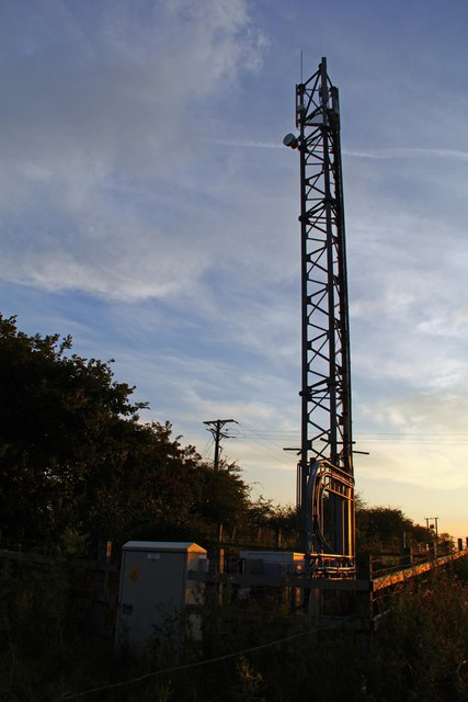 Old Toll, AYR Communications Tower