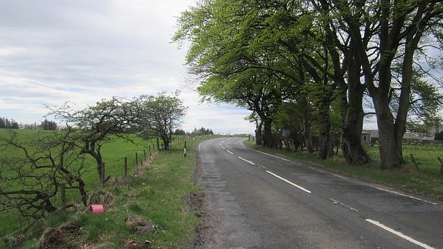 B755, Muirhouse