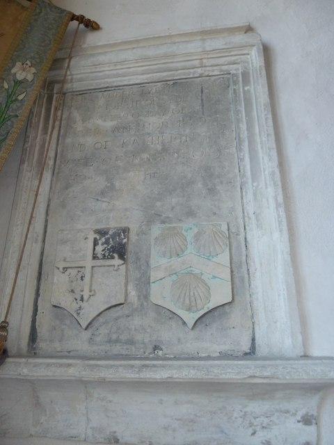 Inside St Mary, Burton Bradstock  (A)
