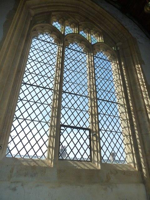 Inside St Mary, Burton Bradstock  (B)