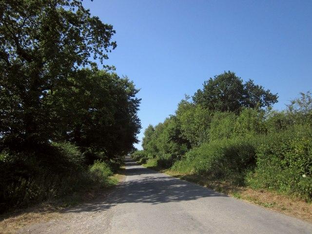 Road to Burrow Cross