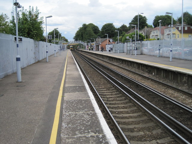 Crayford railway station, Greater London