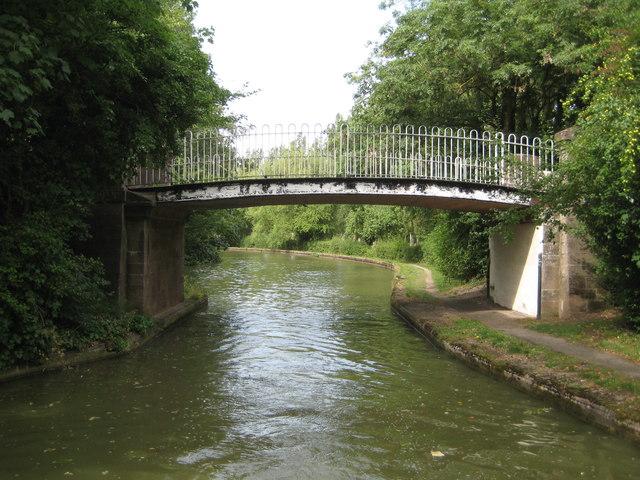 Grand Union Canal: Bridge Number 86