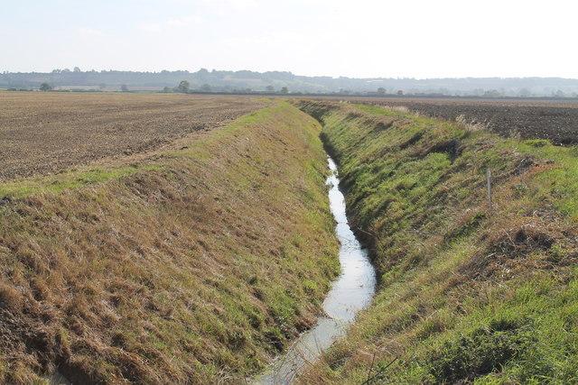 Unnamed drain off Parson Lane