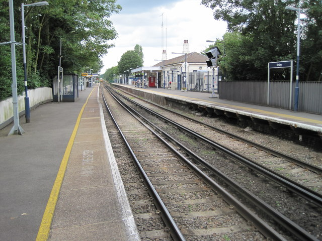 Bexley railway station, Greater London