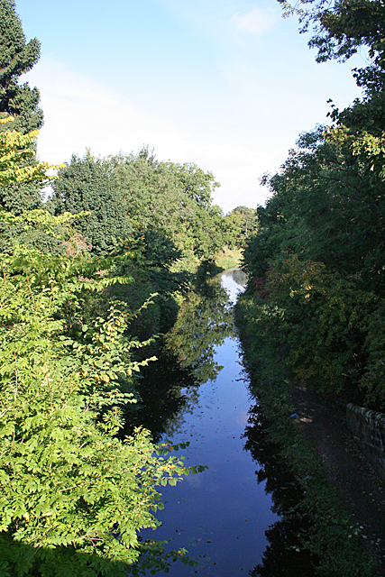 Union Canal at Winchburgh