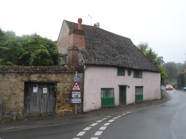 Cottage, Shere