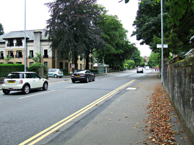 Drymen Road, Bearsden