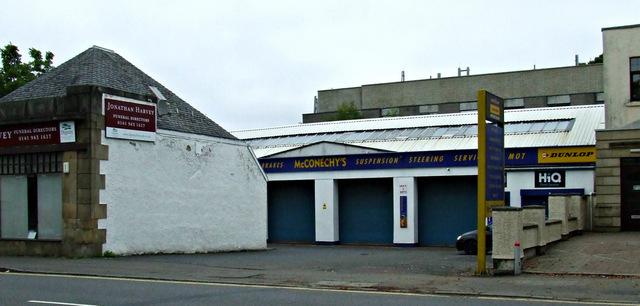 McConnechy's, Bearsden