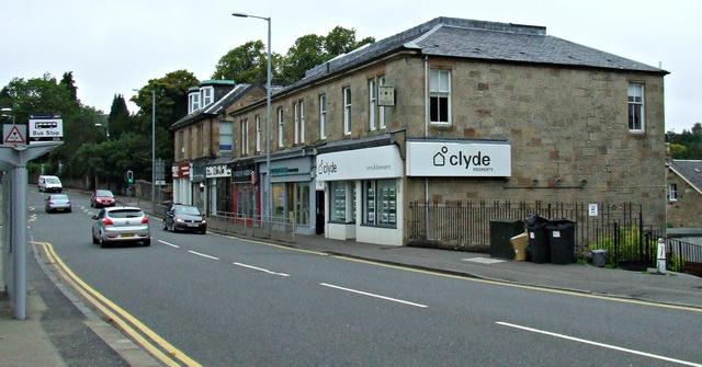 Drymen Road, Bearsden