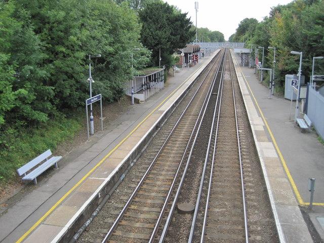 New Eltham railway station, Greater London