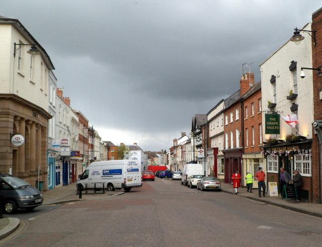 Broad Street Leominster