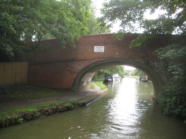 Grand Union Canal: Bridge Number 88