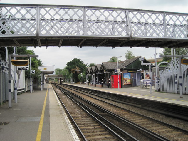 New Eltham railway station, Greater London