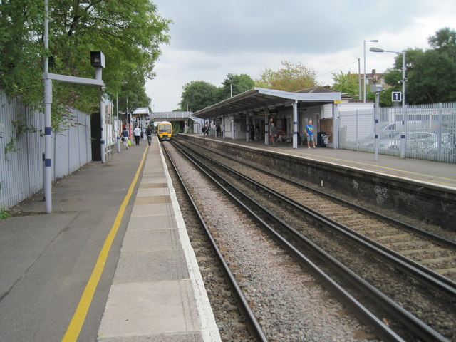 Mottingham railway station, Greater London