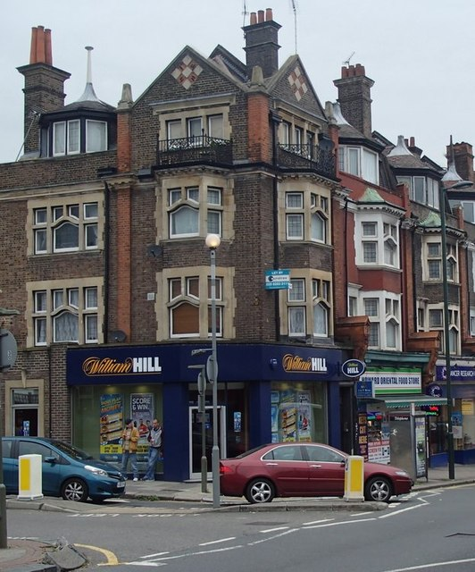 Corner of Finchley Road and Rodborough Road