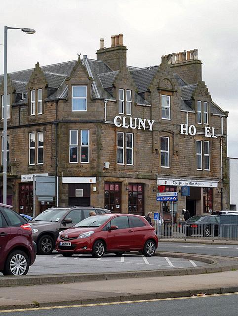 The Cluny Ho el