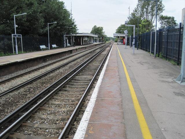 Lee railway station, Greater London