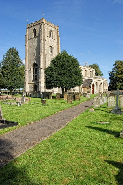 The Church of St Guthlac, Fishtoft