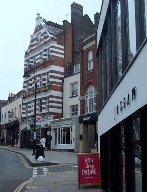 Heath Street, Hampstead
