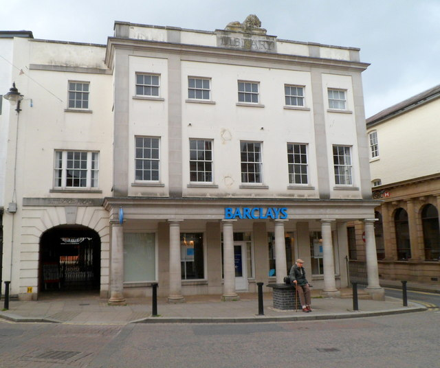 Barclays Bank Leominster