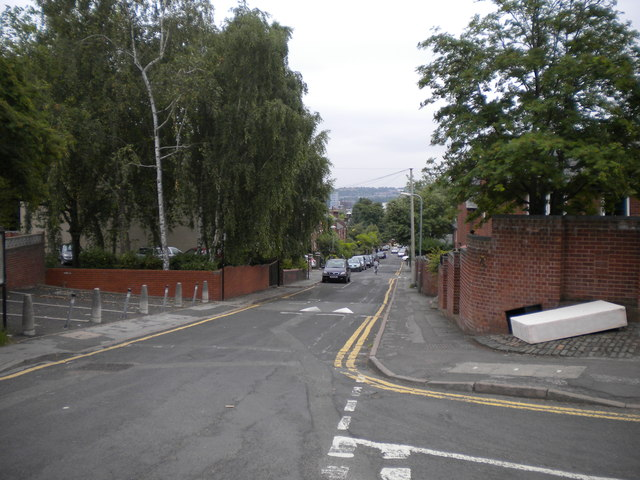 Broomspring Lane, Sheffield (1)